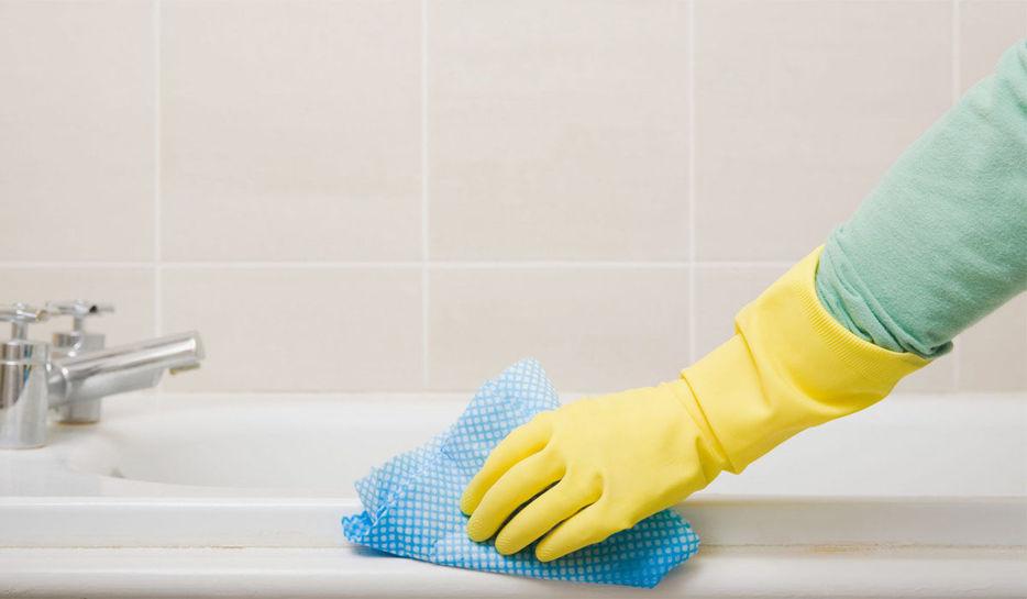 Bir Banyo Nasıl Temizlenir? || En İyi İpuçları