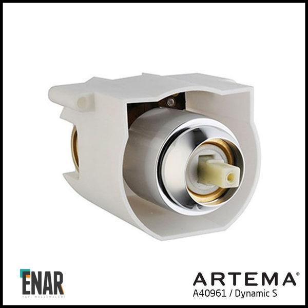 Artema Dynamic S A40961 Ankastre Duş Bataryası Sıva Altı Grubu