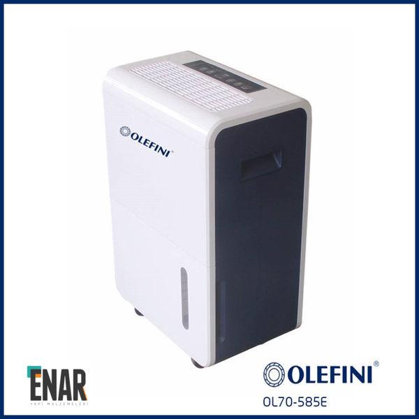 Olefini OL70-585E Portatif Ticari Tip Nem Alma Cihazı 70 Lt/Gün