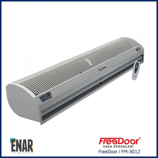 FreeDoor FM-3012 Isıtıcısız 120cm Hava Perdesi