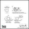 Vitra D-Light Klozet ve Yavaş Kapanan Kapak