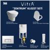 Vitra Zentrum 5785B003-0850 Klozet Seti