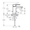 Artema Fold S A42532 Lavabo Bataryası