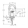 Artema Dynamic S A42542 Lavabo Bataryası