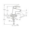 Artema Dynamic S A40950 Lavabo Bataryası