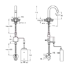 Artema AquaFeel SST A47018 Elektronik Lavabo Bataryası,Pilli