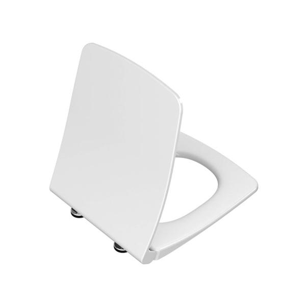 Vitra 122-003-009 Metropole Slim Klozet Kapağı / Beyaz