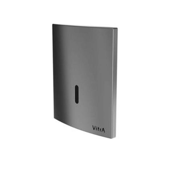 Vitra 310-2910 Sıva Altı Fotoselli Pisuvar Yıkama Seti, Elektrikli, Krom