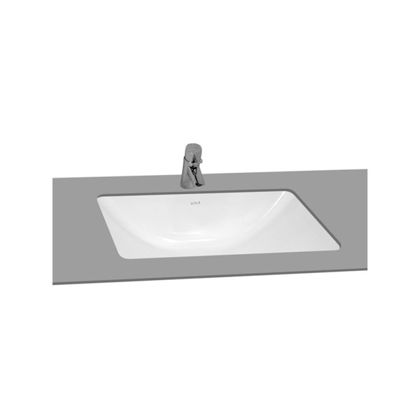 Vitra S50 5339B003-0012 Tezgah Altı Lavabo 48 Cm Beyaz