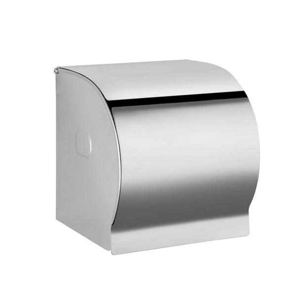 Vitra Arkitekta A44381 Tuvalet Kağıtlığı,Paslanmaz Çelik