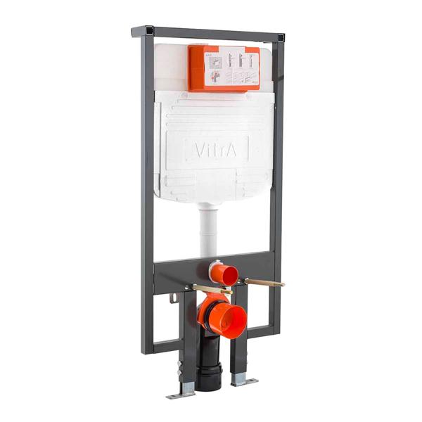 VitrA 748-5800-01 Gömme Rezervuar,Alçıpan Uygulamalı Duvar İçi