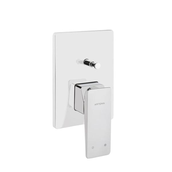 Artema Brava A42395 Ankastre Banyo Bataryası Sıva Üstü