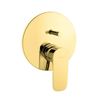 Artema X-Line A4225123 Ankastre Banyo Bataryası Altın