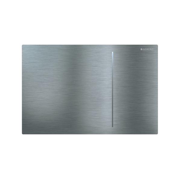 Geberit Sigma 115.625. FW. 1 Flush Deşarj Kumanda Kapağı, Paslanmaz Çelik