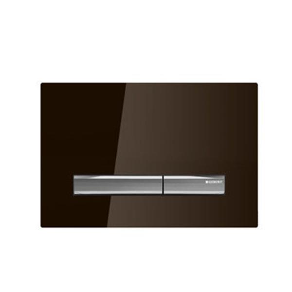Geberit Sigma50 115.788.SQ.2 Kumanda Kapağı, Çift Basmalı