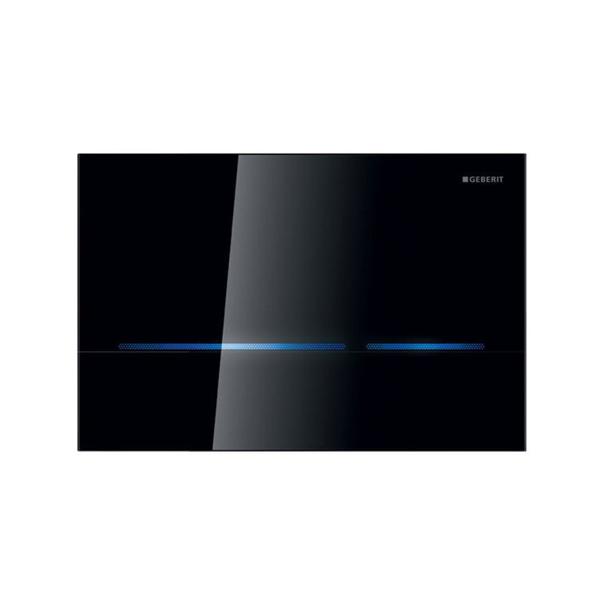 Geberit Sigma80 116.092.SG.1 Kumanda Kapağı ,8 cm, 2016 Gömme Rezervuar İçin
