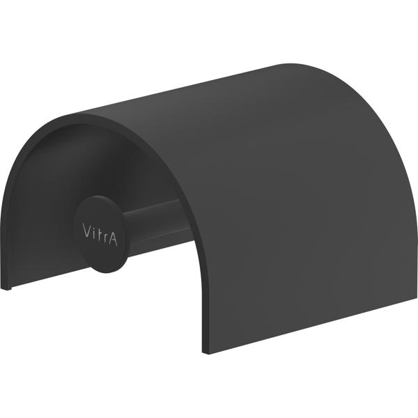 VitrA Origin A4488836 Tuvalet Kağıtlığı,Mat Siyah