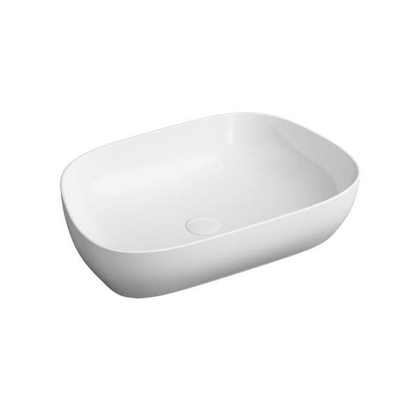 VitrA Outline 5993B403-0016 Çanak Lavabo, 60cm, Beyaz